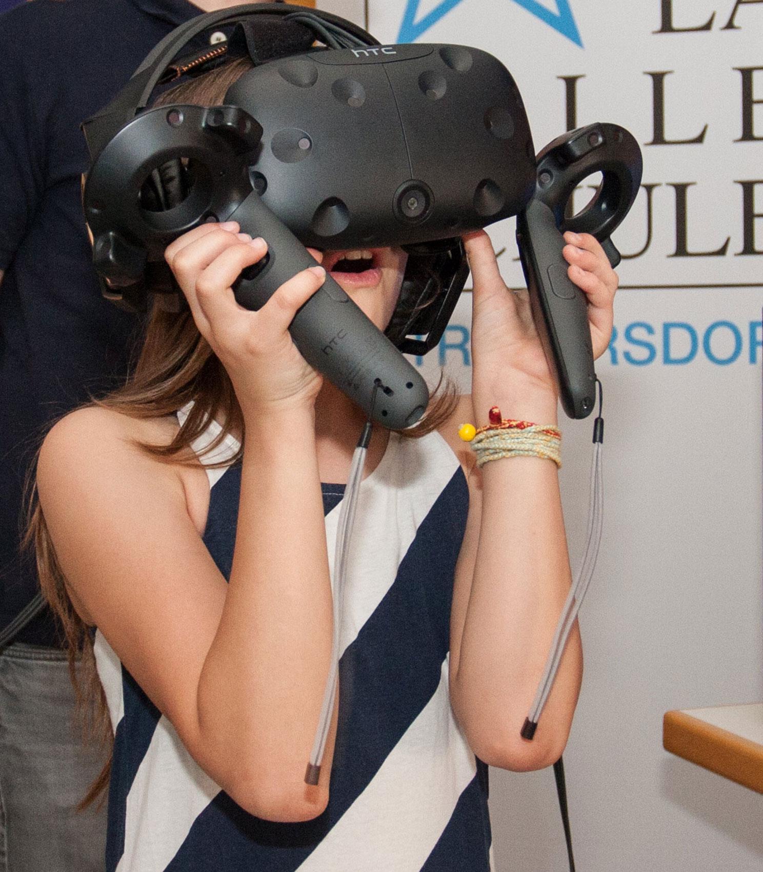 VR in der Schule