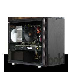 bold. Base Gaming PC