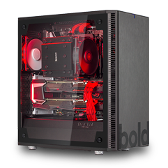 bold. Extreme Gaming PC