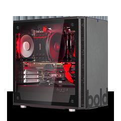 bold. Power Gaming PC