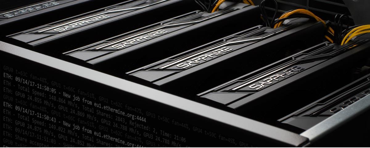 Mining Rigs, Mining Kompletlösungen
