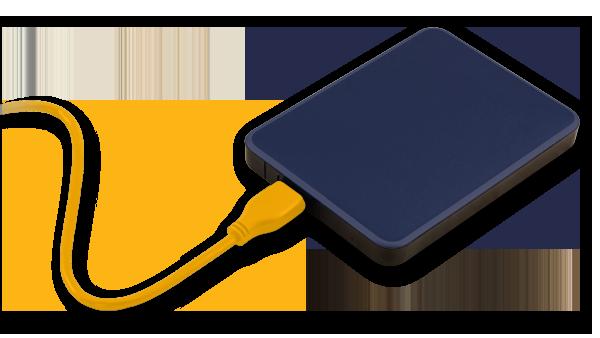 Festplatte Extern