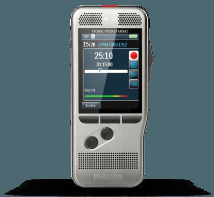 PocketMemo Diktiergerät DPM7000