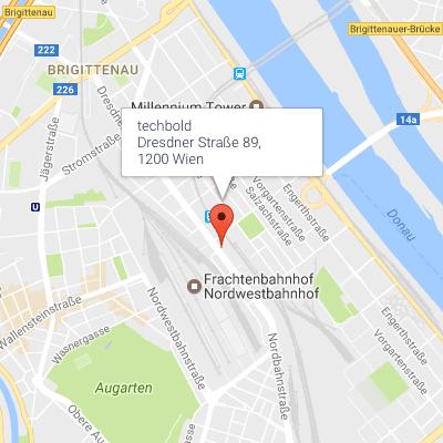 techbold IT-Lösungen, Dresdner Straße 89, 1200 Wien