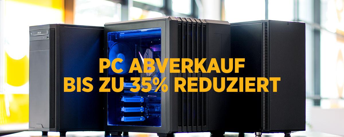 PC Abverkauf