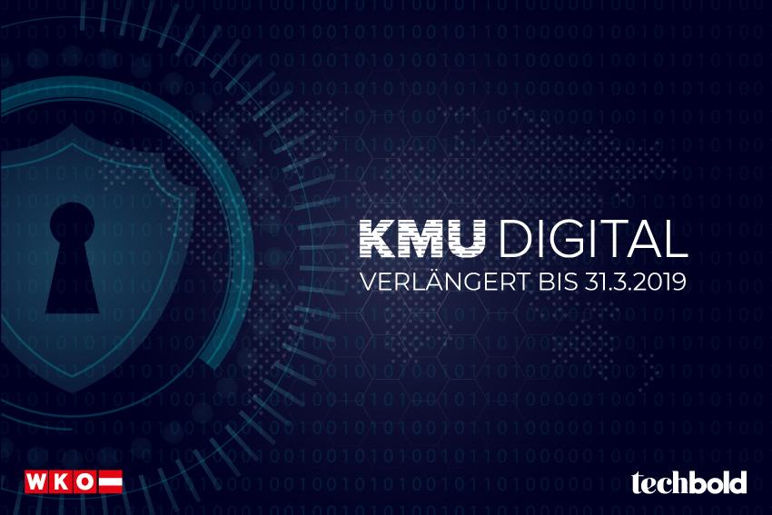 KMU Digital Förderprogramm verlängert