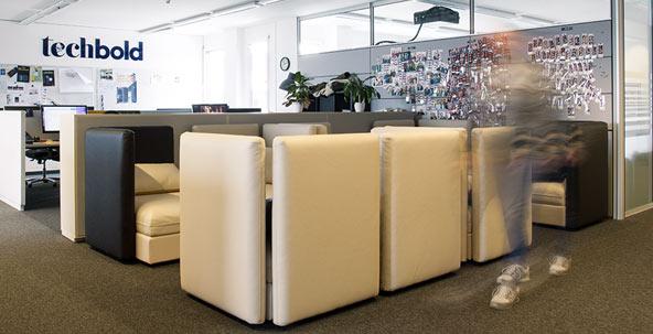 techbold Büro - Sitzgruppe