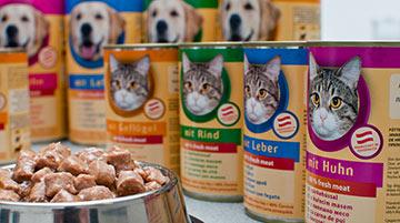 Austria Pet Food - neue IT-Infrastruktur
