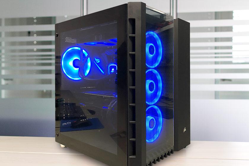 Gaming PC mit GTX 2080 Super und AMD Ryzen 7