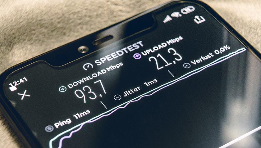 Besseres WLAN fürs Home Office - Speedtest